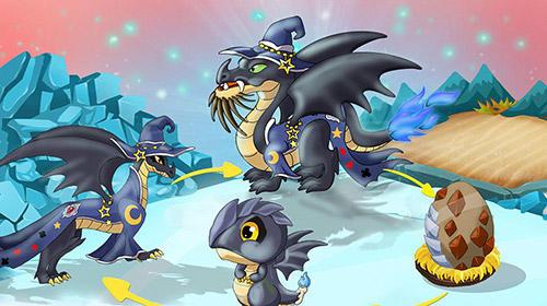 Dragon castle para Android