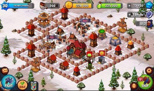Vikings battle für Android