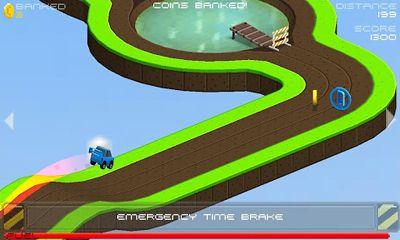 Arcade-Spiele Cubed Rally Redline für das Smartphone