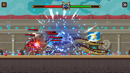 Monster arena: Fight and blood Screenshot