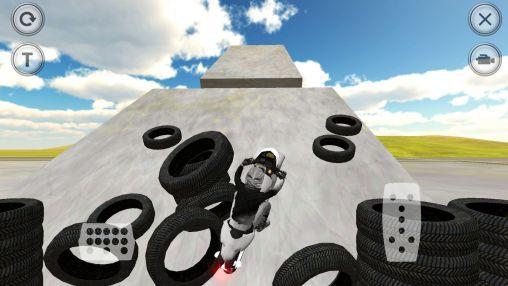 Extreme motorbike racer 3D für Android