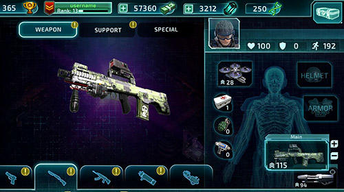 Alien shooter 2: The legend screenshot 1