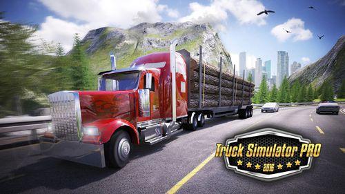 logo Truck Simulator Pro 2016