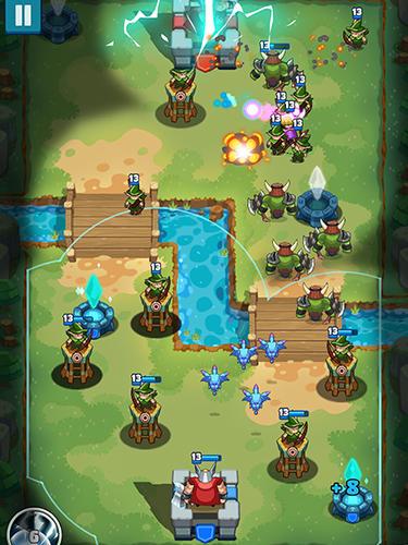 Hero of empire: Battle clash für Android