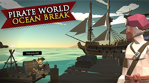 Pirate world ocean break скріншот 1