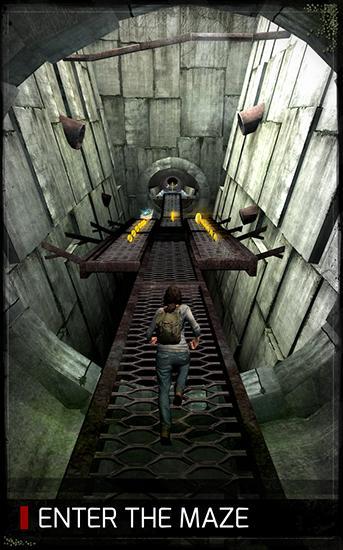 Jogos baseados em filmes The maze runner em portugues