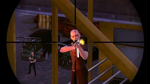 Oneshot: Sniper assassin game para Android