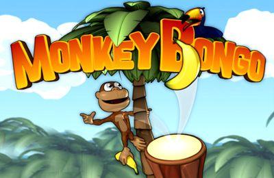 标志猴子邦戈