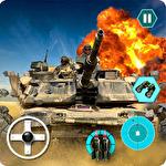 Tank war: Attack Symbol