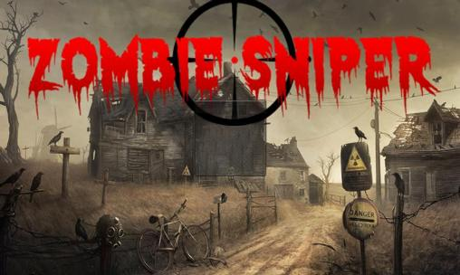 Zombie sniper captura de tela 1
