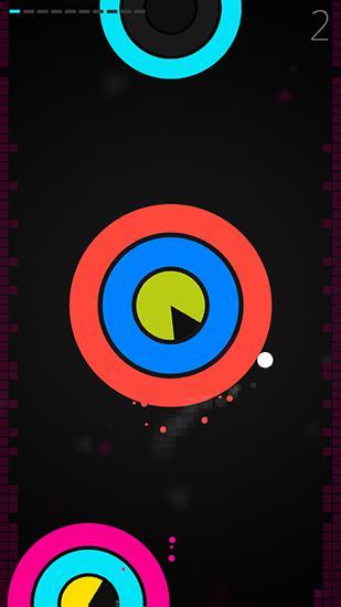 Arcade Super circle jump for smartphone