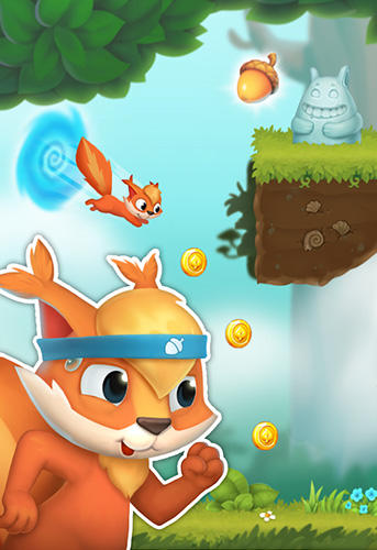 Race for nuts 2 für Android