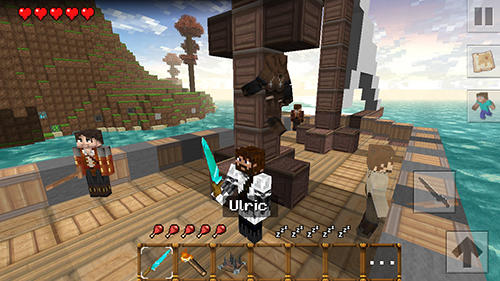 Adventure craft 2 for Android