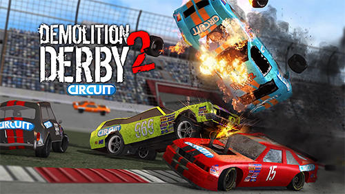 Demolition derby 2: Circuit screenshot 1