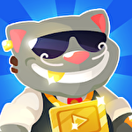 Idle cat tycoon: Build a live stream empire Symbol