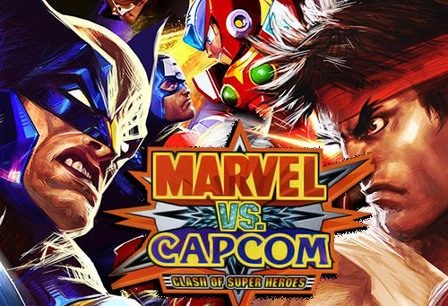 Symbol Marvel vs. Capcom: Clash of super heroes