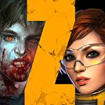 Zero city: Zombie shelter survival icono
