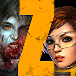 Zero city: Zombie shelter survival Symbol