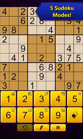 Logik Sudoku epic für das Smartphone