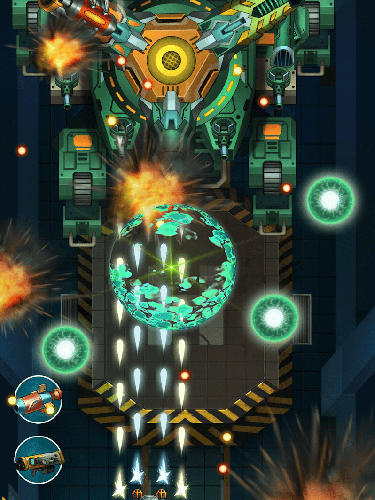 Solar squad: Space attack pour Android