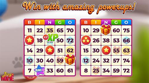 Brettspiele Bingo my home für das Smartphone