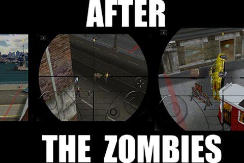 logo Nach den Zombies