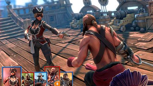 Online RPG Pirate tales: Battle for treasure auf Deutsch