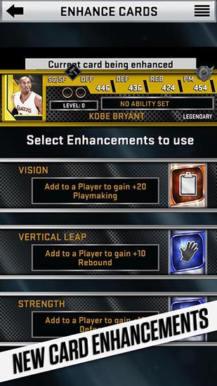 My NBA 2K16 captura de pantalla 1