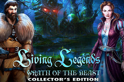 Living legends: Wrath of the beast скриншот 1