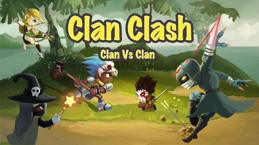 Clan clash: Clan vs clan captura de pantalla 1