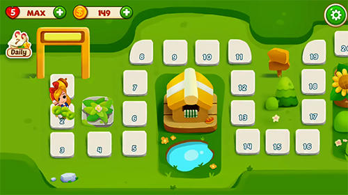 Arcade Farm day: 2019 match free games for smartphone