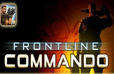 logo Commando: A eclosão da guerra