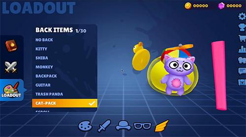Arcade-Spiele Jellynauts für das Smartphone