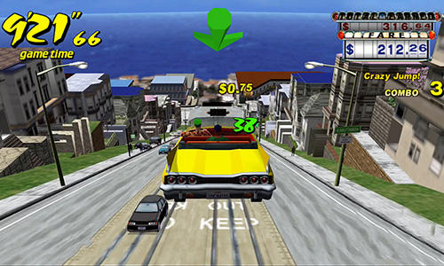 Crazy taxi classic para Android