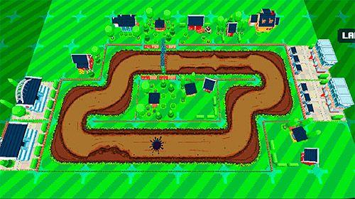 Zum Rasen Gebaut für iPhone