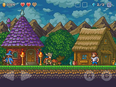 Goblin sword for iPhone