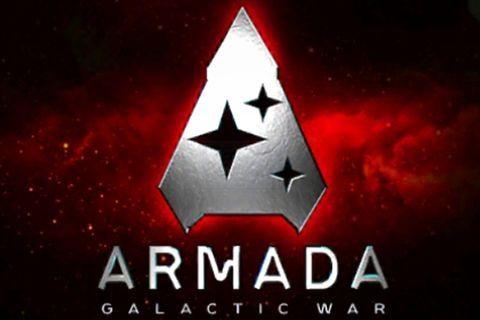 logo Armada: Guerra de la galáctica