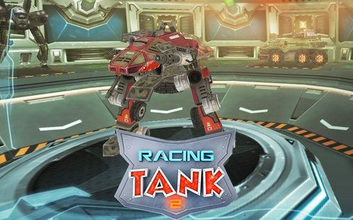 Racing tank 2 Symbol