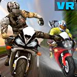 Highway racing: Stunt rider. Rash Symbol