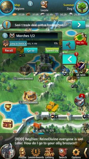 March of empires pour Android
