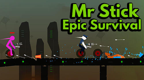 Mr Stick: Epic survival captura de pantalla 1