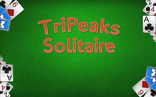 Tripeaks solitaire скриншот 1