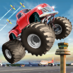 Monster truck XT airport derby icône