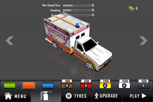 Ambulance: Mouvement par les trafic pour iPhone gratuitement