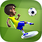 Find a way: Soccer icono