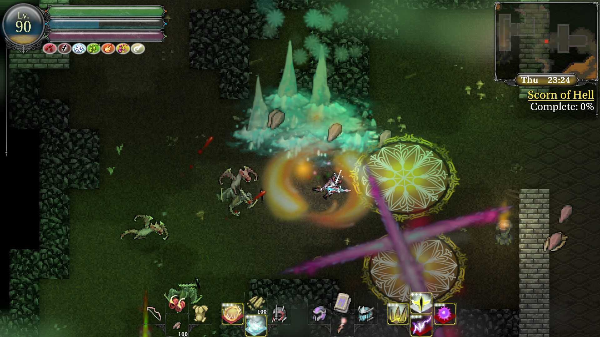 9th Dawn III RPG pour Android