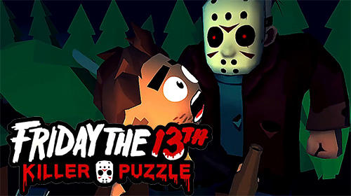 Friday the 13th: Killer puzzle скріншот 1