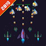 Galaxy war: Space shooter icono