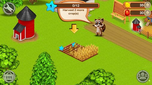 Online games Green acres: Farm time for smartphone