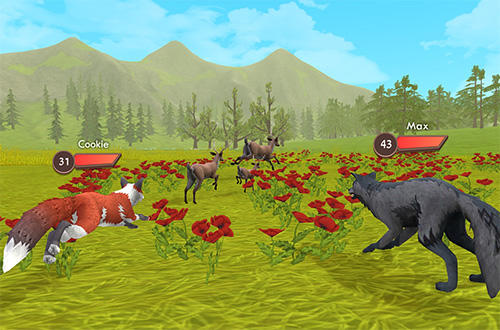 Wildcraft: Animal sim online 3D скріншот 1